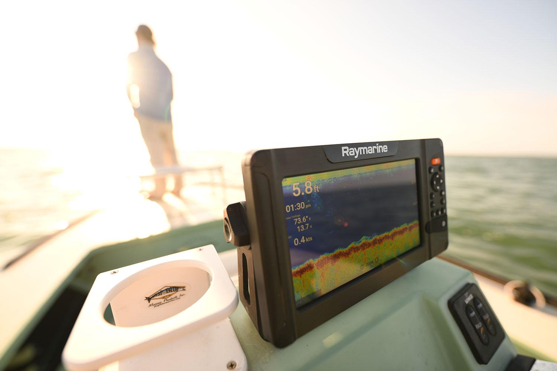 Raymarine Element Sonar / GPS